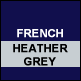 French Navy & Heather
