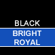 Black & Royal