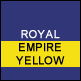 Royal & Yellow