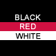 Black, Red & White