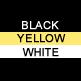 Black, Yellow & White
