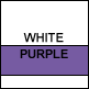 White & Purple