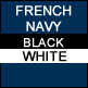 French Navy, Black & White
