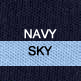 Navy and Sky
