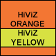 HiViz Orange & HiViz Yellow