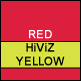 Red & HiViz Yellow