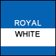 Royal & White