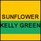 Sunflower & Kelly Green