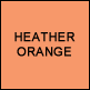 Heather Orange