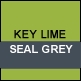 Keylime & Seal Grey
