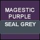 Majestic Purple & Seal Grey