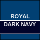 Royal & Dark Navy