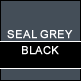 Seal Grey & Black