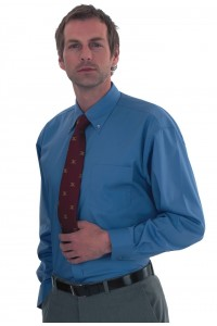 PinPoint Oxford Full Sleeve Shirt